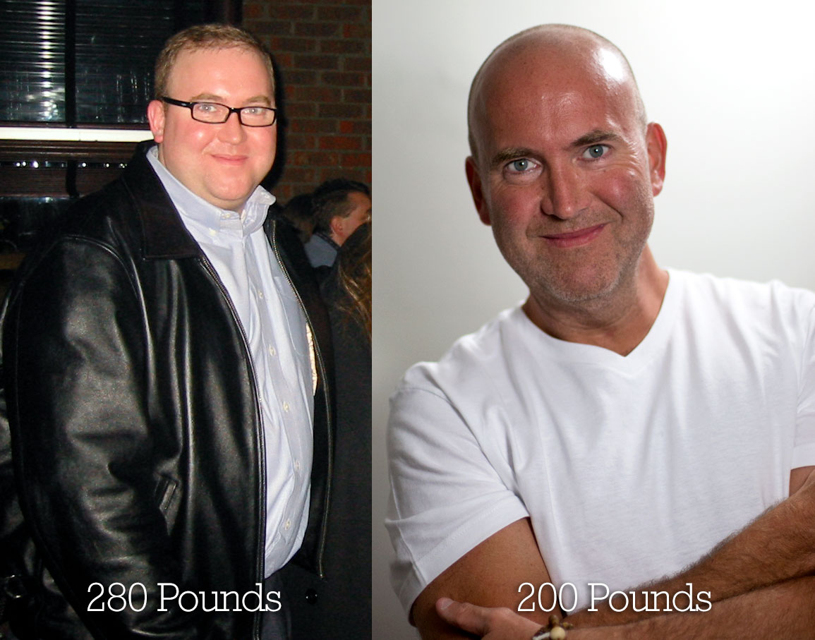 Before & After A Plant-Based Diet