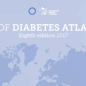 IDF DIABETES ATLAS - 8TH EDITION