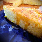 Holly Clegg's Southern Cornbread Recipe | ContraryCook.com