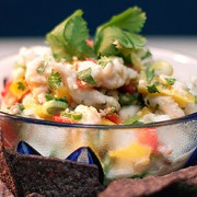 Coconut & Red Snapper Ceviche | ContraryCook.com