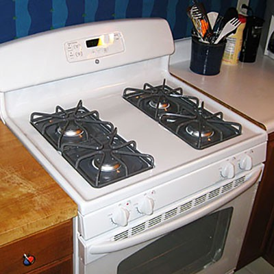 Sears Delivers New Stove | ContraryCook.com