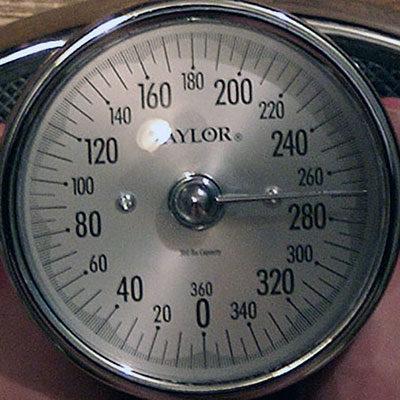 I weigh 269 Pounds   ContraryCook.com