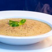 Creamy Asparagus Soup | ContraryCook.com