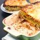 Vegan Spinach and Portobello Mushroom Lasagna | ContraryCook.com