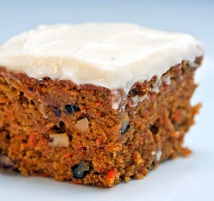 Dr. Weil's Carrot Cake | ContraryCook.com
