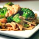 Stir-Fry Chicken Broccoli with Noodles & Cashew   ContraryCook.com