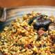 Vegan Mushroom & Sun-Dried Tomato Risotto | ContraryCook.com
