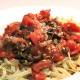 Pasta Puttanesca | ContraryCook.com